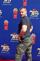 LOS ANGELES - JUN 15:  Wes Bergmann at the 2019 MTV Movie & TV Awards at the Barker Hanger on June 15, 2019 in Santa Monica, CA