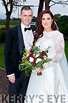 Egan/O'Riordan wedding in the Ballyroe Heights Hotel on Friday October 25th.