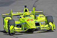 9-10 July, 2016 Newton, Iowa USA<br /> Simon Pagenaud (#22)<br /> &copy;2016, F. Peirce Williams