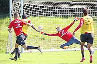 28.08.2014: Eintracht Frankfurt Training