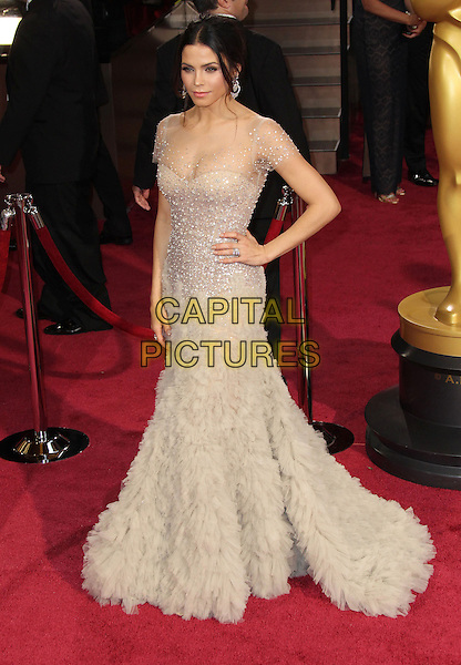 02 March 2014 - Hollywood, California - Jenna Dewan Tatum. 86th Annual Academy Awards held at the Dolby Theatre at Hollywood &amp; Highland Center. <br /> CAP/ADM/RE<br /> &copy;Russ Elliot/AdMedia/Capital Pictures
