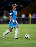 Manchester City striker Alex Zinchenko plays against Borussia Dortmund during the 2016 International Champions Cup China match at the Shenzhen Stadium on 28 July 2016 in Shenzhen, China. Photo by Marcio Machado / Power Sport Images
