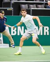 11-02-13, Tennis, Rotterdam, ABNAMROWTT, Grigor Dimitrov