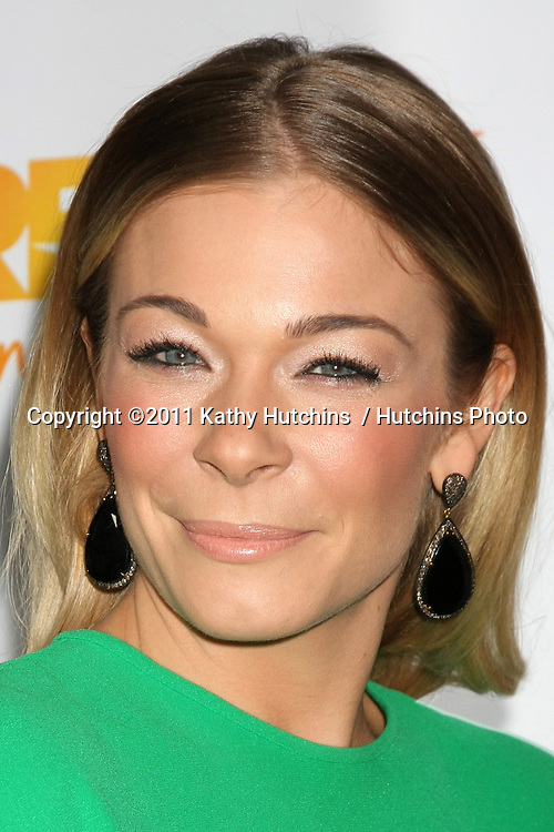 "LOS ANGELES - DEC 4:  LeAnn Rimes arrives at ""The Trevor Project's 2011 Trevor Live!"" at Hollywood Palladium on December 4, 2011 in Los Angeles, CA"