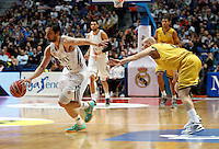 30/03/2014<br /> LIGA ENDESA<br /> JORNADA 25<br /> Real Madrid - Herbalife Gran Canaria<br /> 23 SERGIO LLULLBase (REAL MADRID)<br /> 4 A.OLIVER Base (Herbalife Gran Canaria)