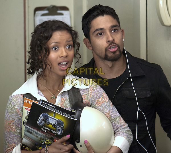 Gugu Mbatha-Raw, Wilmer Valderrama<br /> in Larry Crowne (2011) <br /> *Filmstill - Editorial Use Only*<br /> CAP/NFS<br /> Image supplied by Capital Pictures