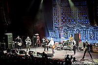 Live concert photo of Flogging Molly @ Congress Theater Chicago by http://www.justingillphoto.com
