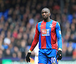 Crystal Palace's Yannick Bolasie in action <br /> <br /> - English Premier League - Crystal Palace vs Liverpool  - Selhurst Park - London - England - 6th March 2016 - Pic David Klein/Sportimage
