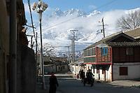 Ganzi, in western Sichuan - taken March 17, 2008 - Michael Benanav - 505-579-4046