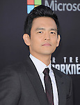 "John Cho at Paramount Pictures' Premiere of  ""Star Trek Into Darkness"" held at The Dolby Theater in Hollywood, California on May 14,2013                                                                   Copyright 2013 Hollywood Press Agency"