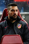 Atletico de Madrid's Miguel Angel Moya during Champions League 2016/2017 Round of 16 2nd leg match. March 15,2017. (ALTERPHOTOS/Acero)