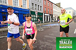 Conor Cusack 70, Caroline Mc Connell 217, Colm Lynch 205, who took part in the Kerry's Eye Tralee International Marathon on Sunday 16th March 2014.