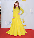 Julianne Moore at The 64th Anual Primetime Emmy Awards held at Nokia Theatre L.A. Live in Los Angeles, California on September  23,2012                                                                   Copyright 2012 Hollywood Press Agency