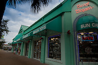 Shopping at Siesta Key, Sarasota, Florida. Photo by Debi Pittman Wilkey