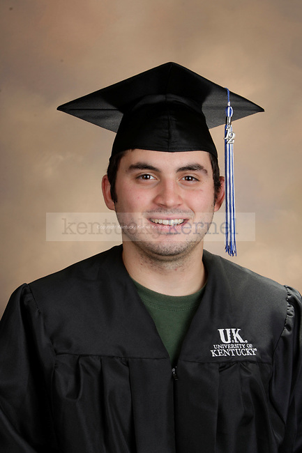 Aretakis, John photographed during the October, 2012, Grad Salute in Lexington, Ky.