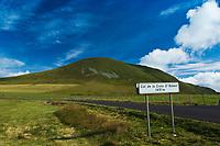 Europe/France/Auverne/63/Puy-de-Dôme/Parc Naturel Régional des Volcans/Env Le Mont-Dore: Col de la Croix Saint-Robert