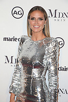 WEST HOLLYWOOD, CA - JANUARY 11: Heidi Klum at Marie Claire's Third Annual Image Makers Awards at Delilah LA in West Hollywood, California on January 11, 2018. <br /> CAP/MPI/FS<br /> &copy;FS/MPI/Capital Pictures