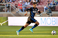 San Jose, CA - Saturday July 01, 2017: Chris Wondolowski during a Major League Soccer (MLS) match between the San Jose Earthquakes and the Los Angeles Galaxy at Avaya Stadium.