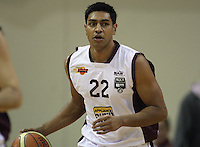Heat guard Prem Krishna during the National Basketball League match Wellington Saints and Harbour Heat at TSB Bank Arena, Wellington, New Zealand on Saturday 13 June 2009. Photo: Dave Lintott / lintottphoto.co.nz