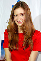 Hayley McFarland.at the Autism Speaks' 7th Annual 'Acts Of Love' Benefit held in.Santa Monica, California .3 October 2009