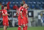 Toni Leistner (1.FC Köln) enttäuscht<br /> <br /> Foto: POOLFOTO/Avanti/Ralf Poller/PIX-Sportfotos.<br /> TSG 1899 Hoffenheim-1. FC Koeln.<br /> Sinsheim,  GER, 27.05.2020 , 28. Spieltag , Fussball 1. Bundesliga 2019/2020.<br /> <br /> Sport: Fussball: LIGA: Saison 19/20: TSG 1899 Hoffenheim- 1.FC Koeln, 27.05.2020.<br /> Foto: RALF POLLER/AVANTI/POOL<br /> <br /> Nur für journalistische Zwecke! Only for editorial use! <br /> Gemäß den Vorgaben der DFL Deutsche Fußball Liga ist es untersagt, in dem Stadion und/oder vom Spiel angefertigte Fotoaufnahmen in Form von Sequenzbildern und/oder videoähnlichen Fotostrecken zu verwerten bzw. verwerten zu lassen. DFL regulations prohibit any use of photographs as image sequences and/or quasi-video.