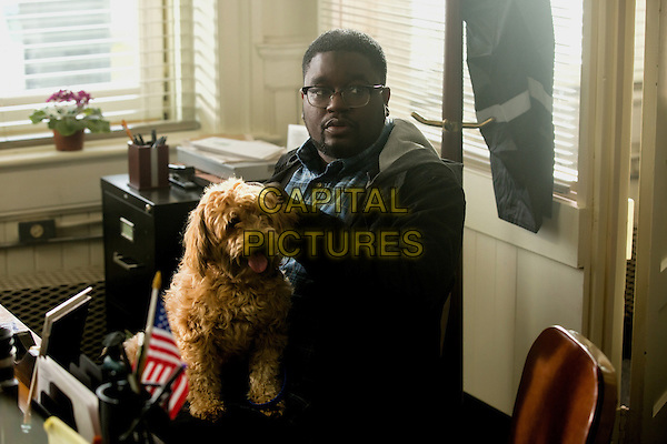 Get Out (2017) <br /> Milton &ldquo;Lil Rel&rdquo; Howery <br /> *Filmstill - Editorial Use Only*<br /> CAP/FB<br /> Image supplied by Capital Pictures