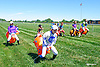 Bouncy horse race at Delaware Park on 8/22/15
