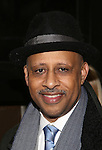 Ruben Santiago-Hudson attends the Manhattan Theatre Club's Broadway debut of August Wilson's 'Jitney' at the Samuel J. Friedman Theatre on January 19, 2017 in New York City.