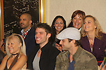 David Fumero, David Gregory - Actors all on stage at The One Life To Live Lucheon at the Hemsley Hotel in New York City, New York on October 9, 2010. (Photo by Sue Coflin/Max Photos)