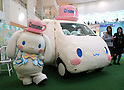 Japan's character giant Sanrio shows off latest products