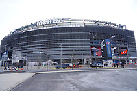 Met Life Stadium - 08.12.2019: New York Jets vs. Miami Dolphins, MetLife Stadium New York