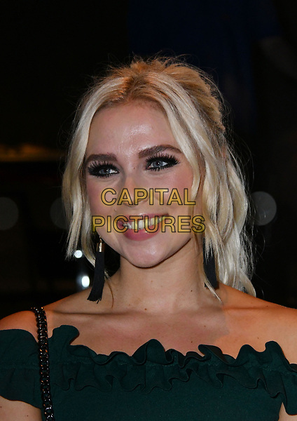 Gabby Allen<br /> Cosmetics brand W7 hosts party to mark the end of the summer.W7 End Of The Summer Glow Out party - Cosmetics brand W7 hosts party to mark the end of the summer in London, England on September 25, 2017 <br /> CAP/JOR<br /> &copy;JOR/Capital Pictures