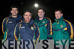 Under 21 Mentors Eamon Fitzmaurice, Harry O'Neill, Darragh O'Se and