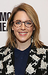 Jessie Mueller attends the opening night performance of the MCC Theater's 'Alice By Heart' at The Robert W. Wilson Theater Space on February 26, 2019 in New York City.