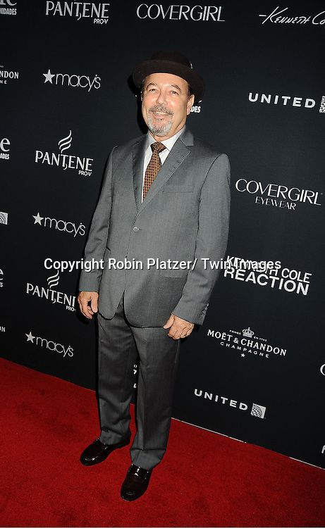 Ruben Blades attends the Vanidades Magazine  Icons of Style Gala on September 27, 2012 at the Mandarin Oriental Hotel in New York City.
