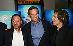 Fisher Stevens - Robert F. Kennedy, Jr. - Ben Stiller at the New York Screening of The Cove, Cinema 2, NYC. (Photo by Sue Coflin/Max Photos)