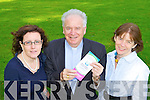 Edwina Gottstein, Bishop Bill Murphy and Frances Rowland who are preparing for the National Religious Education Congress 'Come Be Nourished Share The Good News' which will be held in the Brandon Hotel Tralee on the 7-9 October ..