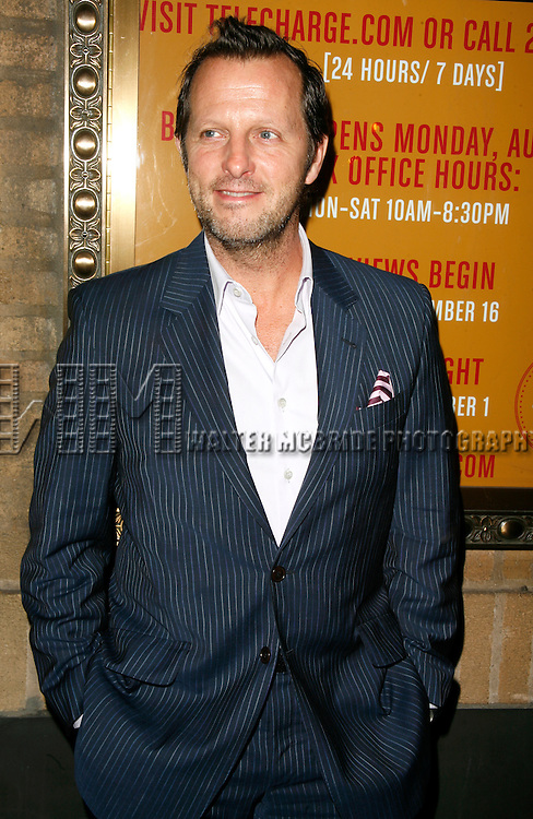 Rob Ashford.arriving for the Opening Night Performance for THE SEAGULL at the Walter Kerr Theatre in New York City..October 2, 2008.© Walter McBride /