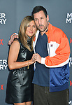 "Jennifer Aniston, Adam Sandler 048 arrives at the LA Premiere Of Netflix's ""Murder Mystery"" at Regency Village Theatre on June 10, 2019 in Westwood, California"