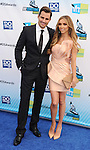 SANTA MONICA, CA - AUGUST 19: Bill Rancic and Giuliana Rancic arrive at the 2012 Do Something Awards at Barker Hangar on August 19, 2012 in Santa Monica, California. /NortePhoto.com....**CREDITO*OBLIGATORIO** ..*No*Venta*A*Terceros*..*No*Sale*So*third*..*** No Se Permite Hacer Archivo**