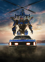 Promotional art.<br /> Bumblebee (2018) <br /> *Filmstill - Editorial Use Only*<br /> CAP/RFS<br /> Image supplied by Capital Pictures
