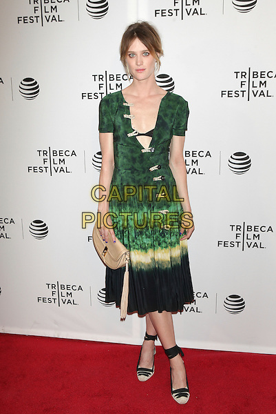 NEW YORK, NEW YORK - APRIL 15: Mackenzie Davis at the World Premiere Narrative of 'Always Shine' diring  the 2016 Tribeca Film Festival at Bowtie Cinemas on April 15, 2016 in New York City. <br /> CAP/MPI99<br /> &copy;MPI99/Capital Pictures