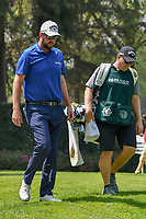 Marc Leishman (AUS) departs the 12th tee during round 2 of the World Golf Championships, Mexico, Club De Golf Chapultepec, Mexico City, Mexico. 3/2/2018.<br /> Picture: Golffile | Ken Murray<br /> <br /> <br /> All photo usage must carry mandatory copyright credit (&copy; Golffile | Ken Murray)
