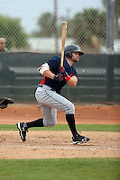 James Ramsey - Cleveland Indians 2016 spring training (Bill Mitchell)