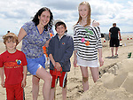 Sandcastle Competition Bettystown