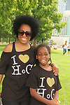 06-02-18 Rhonda Ross & son Raif - Hearts of Gold Run Walk for Kids NYC