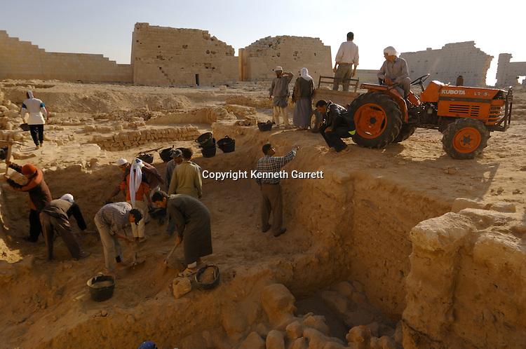 MM7836, Cleopatra, Egypt, Taposiris Magna, Atiya Radwan, excavations, Kathleen Marinez, Isis Temple, Ptolemaic Period