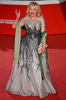 Sandra Milo <br /> Pavarotti Red Carpet<br /> Roma 18/10/2019 Auditorium Parco della Musica <br /> Rome Film festival <br /> Photo Andrea Staccioli / Insidefoto