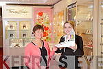 Susan Horgan looking at the Thomas Sabo range with Ciara Murphy of Hilsers Jewellers.