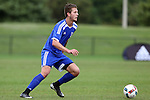 12 January 2016: Duncan Backus (UCSB). The adidas 2016 MLS Player Combine was held on the cricket oval at Central Broward Regional Park in Lauderhill, Florida.
